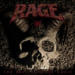 Rage The Devil Strikes Again Cover