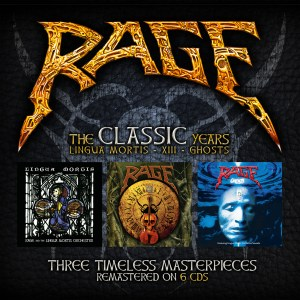 Rage Box Classic Years 6-CD