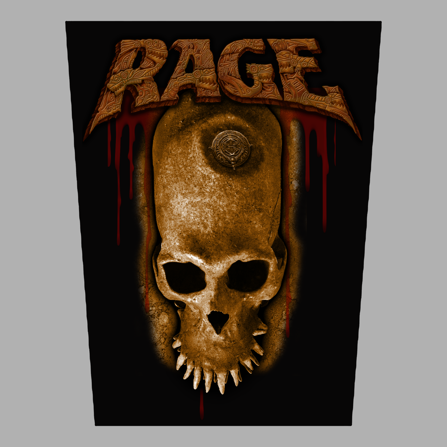 Rage Backpatch Seasons Of The Black