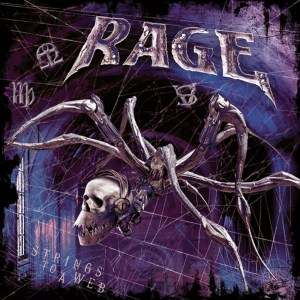 Rage CD Strings To A Web