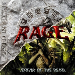 Rage Do-CD Carved In Stone / Speak Of The Dead